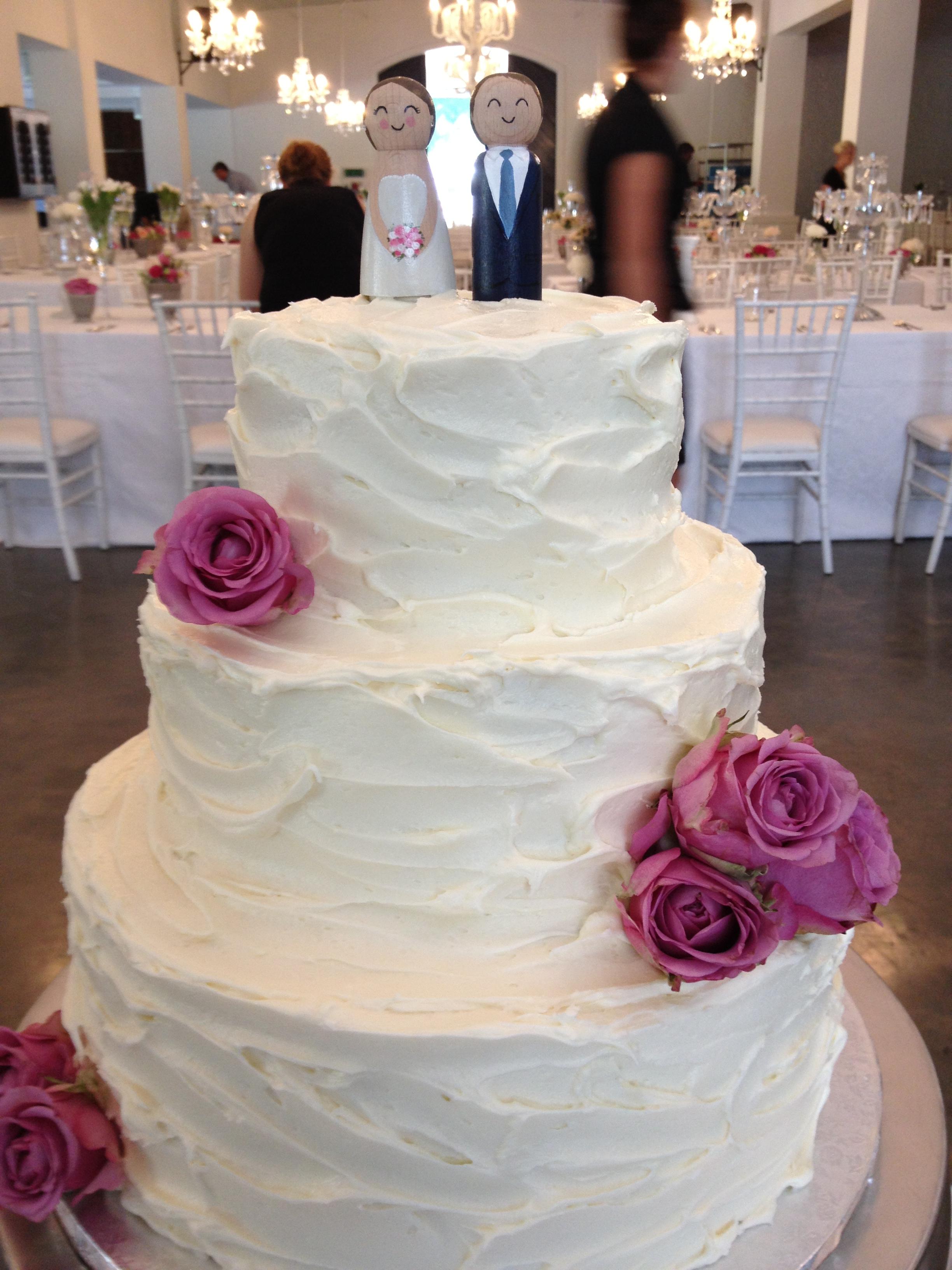 wedding cake icing wedding cake frosting and cake wedding cake icing ...