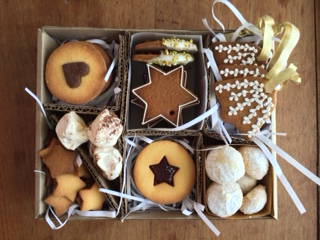 Christmas cookie box 2014