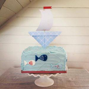 Kiddies cake